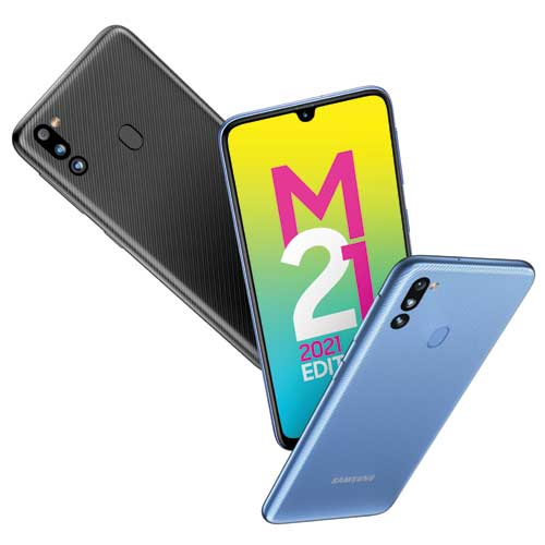 Samsung Launches Watta Monster Galaxy M21 2021 Edition